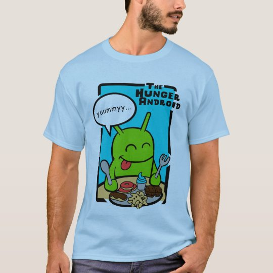 The Hunger Android T-Shirt
