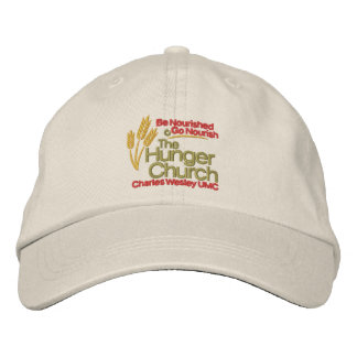 The Hunger Church Hat Embroidered Baseball Cap