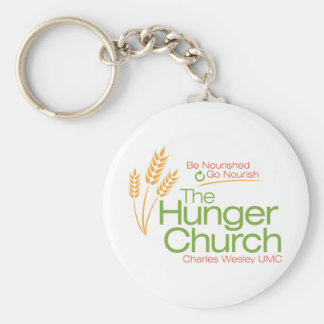 The Hunger Church Key Chain