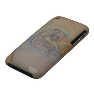 The Hungry Bear iPhone 3 Cover