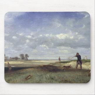 The Hunt, 1847 Mousepad