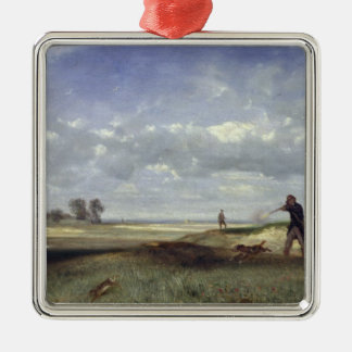 The Hunt, 1847 Christmas Ornaments
