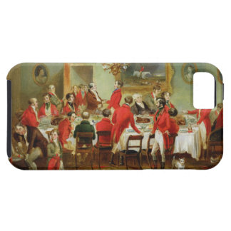 The Hunt Breakfast, Bachelor's Hall, 1836 (oil on iPhone SE/5/5s Case