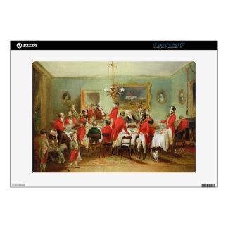 The Hunt Breakfast, Bachelor's Hall, 1836 (oil on Laptop Skins