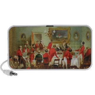 The Hunt Breakfast, Bachelor's Hall, 1836 (oil on Mini Speakers