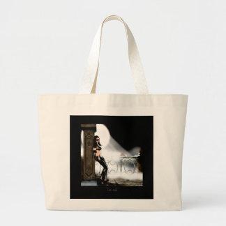 the hunt canvas bag