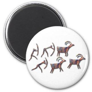 The Hunt-copper Magnet