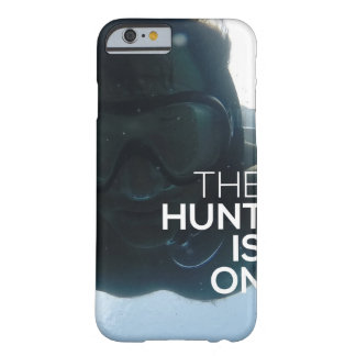 The Hunt Is On Barely There iPhone 6 Case