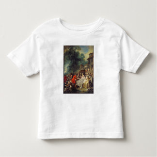 The Hunt Lunch, 1737 Toddler T-shirt