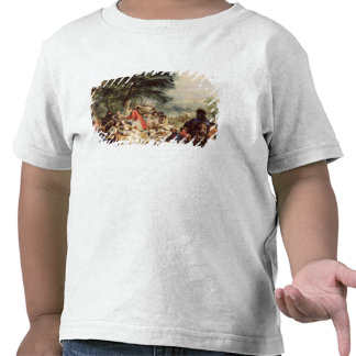 The Hunt Lunch, 1737 T Shirt