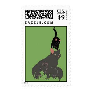 the hunt postage