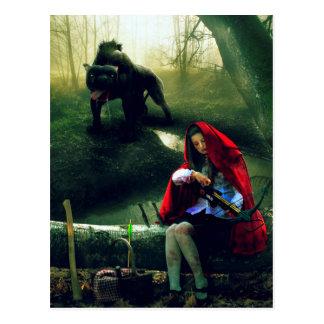 The Hunt Postcard