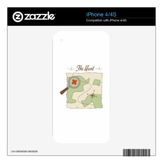 The Hunt Skins For The iPhone 4S