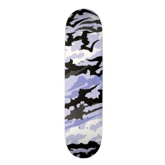 The Hunted - Yeti Skateboard Deck