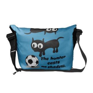 The Hunter Casts no Shadow Messenger Bag