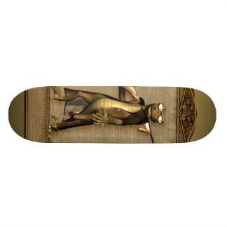 The hunter skateboard