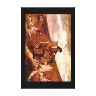 The Hunter', Winslow Homer_Art of America Canvas Print
