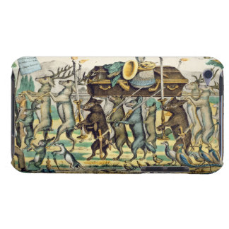 The Hunter's Procession, c.1850 (hand coloured lit Barely There iPod Cover