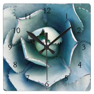 The Huntington Botanical Garden Square Wall Clocks