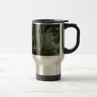 The Huntress Travel Mug