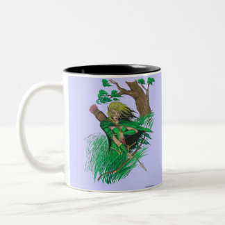The Huntress Two-Tone Coffee Mug