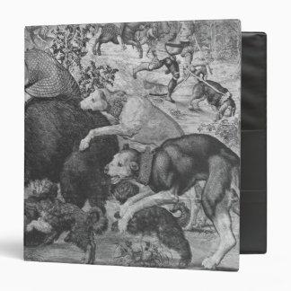 The Hunts of Maximilian, Capricorn Binder