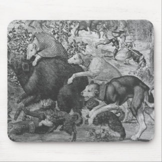 The Hunts of Maximilian, Capricorn Mouse Pad