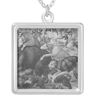 The Hunts of Maximilian, Capricorn Personalized Necklace