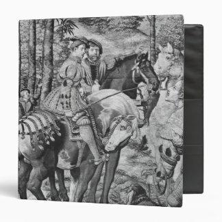 The Hunts of Maximilian, Leo, The Stag Hunt Binder