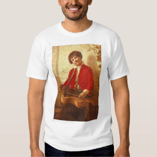 The Hurdy-Gurdy Boy_Groups and Figures T Shirt
