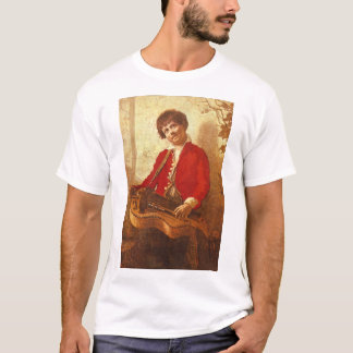 The Hurdy-Gurdy Boy_Groups and Figures T-Shirt
