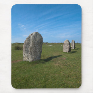 The Hurlers, Minions, Cornwall Mouse Pad