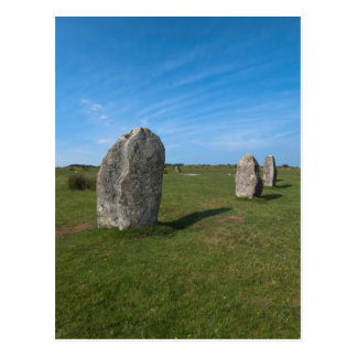 The Hurlers, Minions, Cornwall Postcard