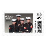 The Hurtado Brothers Stamps