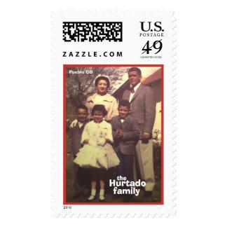 The Hurtado Family Stamps