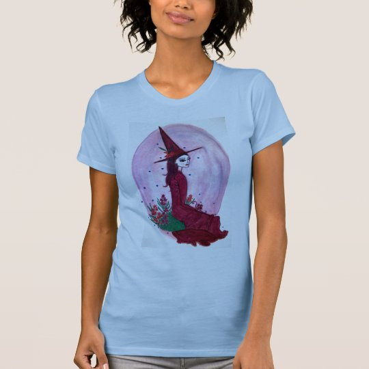 The Hyacinth Witch Tank Top