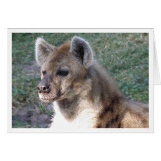 The Hyena Card