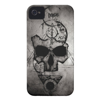 The Hyman Skull iPhone 4 Cover