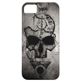 The Hyman Skull iPhone SE/5/5s Case