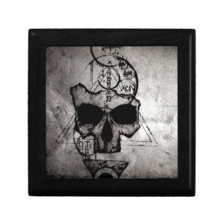 The Hyman Skull Jewelry Box