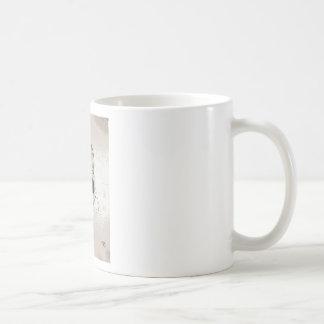 The Hyman Skull Posterized Coffee Mug