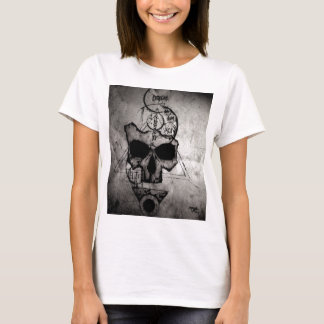 The Hyman Skull T-Shirt