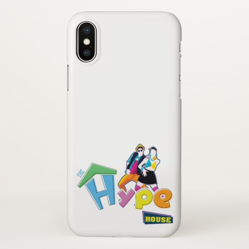 the hype house 12 iPhone x case