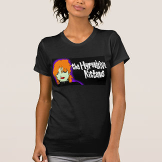The Hyperdrive Kittens - colour T-Shirt