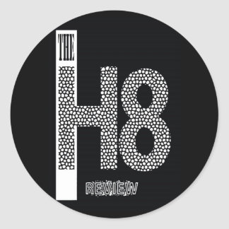 the I H8 Review Sticker