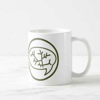 """The """"I have a species named after me"""" badge Coffee Mug"""