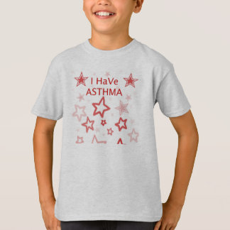 The I Have Asthma Kid's T-Shirt