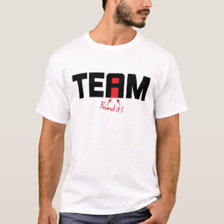 The I in Team - Style 2 Tshirt
