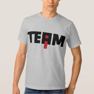 The I in team T Shirt