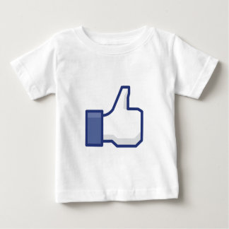 THE 'I LIKE HAND' PICTURE BABY T-Shirt